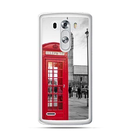 Etui na LG G3 Big Ben Londyn