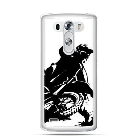 Etui na LG G3 Motocykl cross