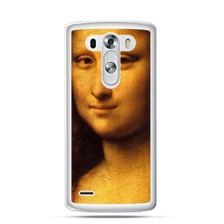 Etui na LG G3 Mona Lisa Da Vinci