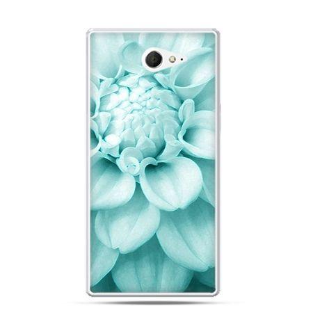 Sony Xperia M2 etui niebieska Dalia