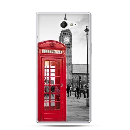 Sony Xperia M2 etui budka telefoniczna Londyn