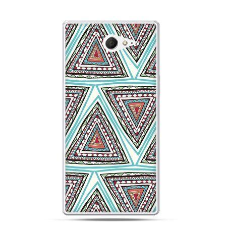 Sony Xperia M2 etui azteckie