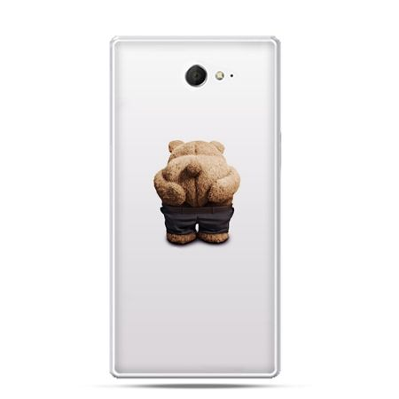 Sony Xperia M2 etui miś Paddington