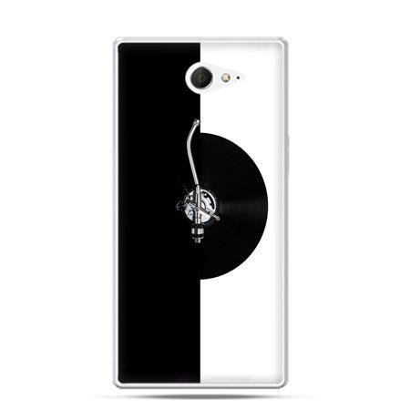 Sony Xperia M2 etui gramofon