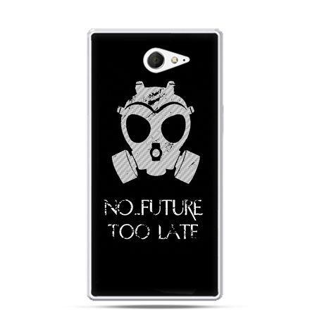 Sony Xperia M2 etui No future...