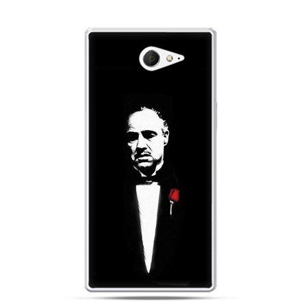 Sony Xperia M2 etui ojciec chrzestny