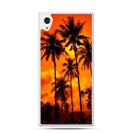 Etui Sony Xperia Z3 palmy w nocy