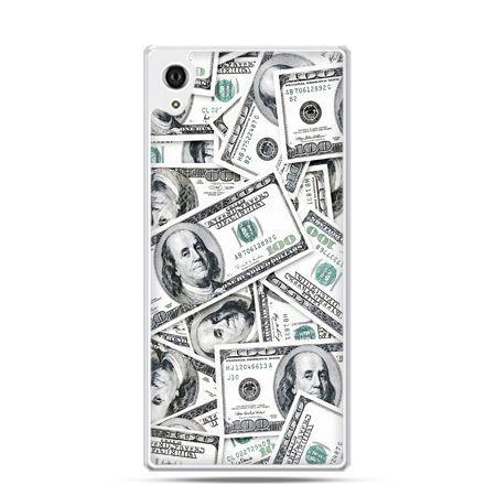 Etui Sony Xperia Z3 banknoty dolary