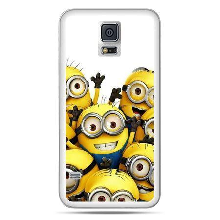 Galaxy S5 Neo etui Minionki