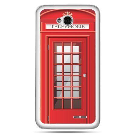 Etui na LG L70 budka telefoniczna