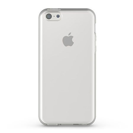iPhone 5c silikonowe przezroczyste etui crystal case.