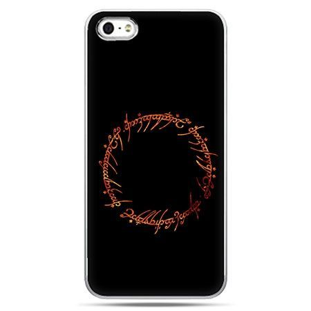 Etui na telefon Lord Of The Rings napis.