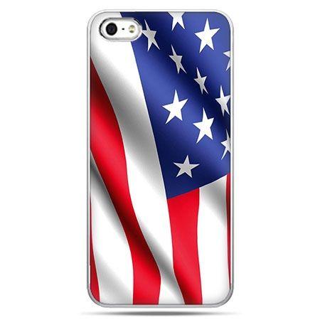 Etui na telefon flaga USA.