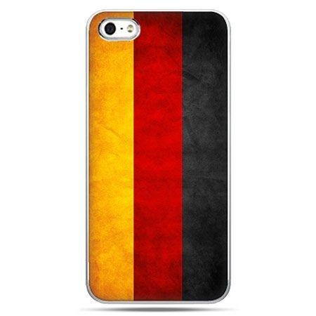 Etui na telefon flaga Niemiec.