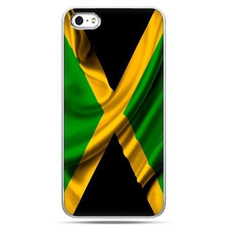 Etui na telefon flaga Jamajki.