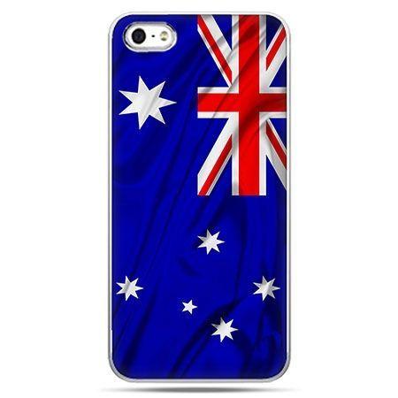 Etui na telefon flaga Australi.