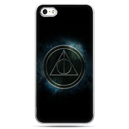 Etui na telefon symbol Harry Potter.
