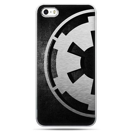 Etui na telefon logo imperium Star Wars.