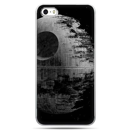 Etui na telefon Death Star Wars.