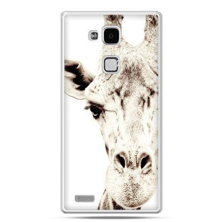 Etui na Huawei Mate 7 żyrafa