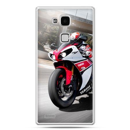 Etui na Huawei Mate 7 motocykl ścigacz