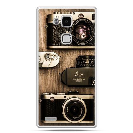 Etui na Huawei Mate 7 aparaty retro