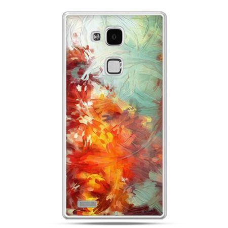 Etui na Huawei Mate 7 kolorowy obraz