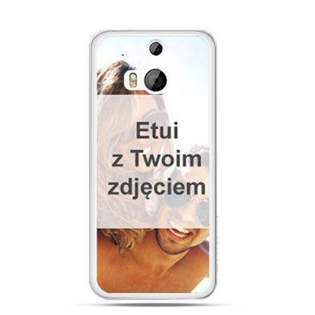 HTC One M8 - zaprojektuj swoje etui z nadrukiem