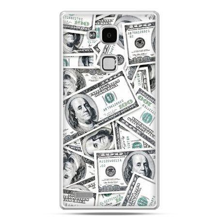 Etui na Huawei Mate 7 dolary banknoty