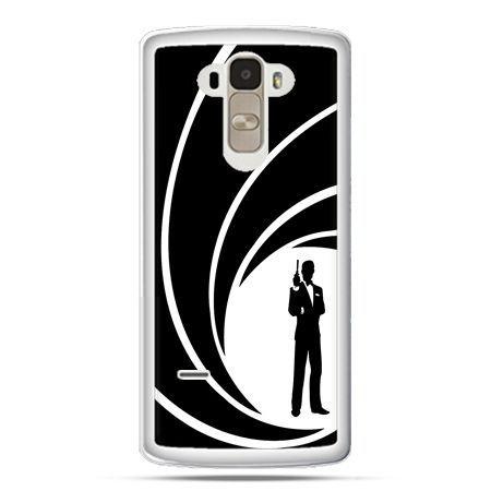 Etui na LG G4 Stylus James Bond
