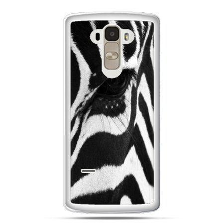 Etui na LG G4 Stylus zebra