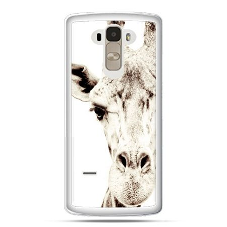 Etui na LG G4 Stylus żyrafa