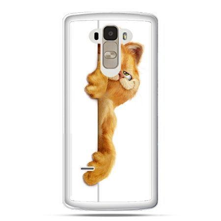 Etui na LG G4 Stylus Kot Garfield