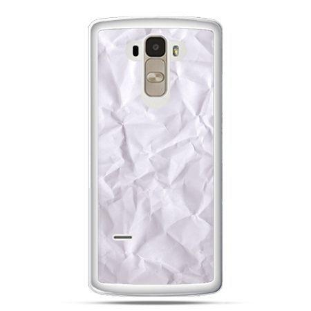 Etui na LG G4 Stylus pomięty papier