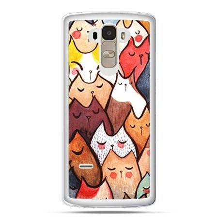 Etui na LG G4 Stylus koty