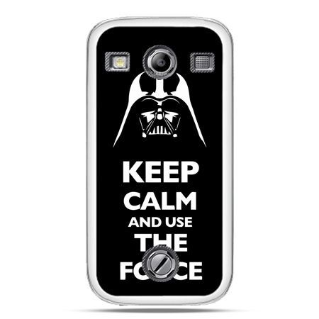 Samsung Xcover 2 etui Keep calm and use the force