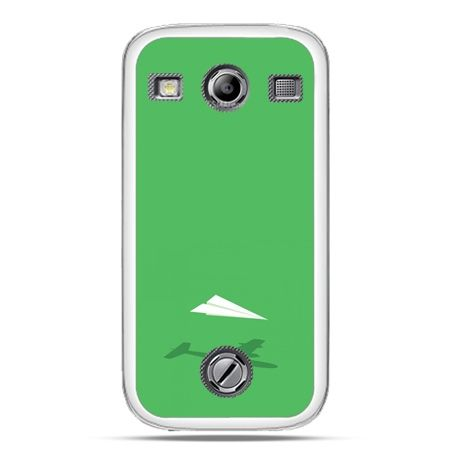 Samsung Xcover 2 etui samolot z papieru