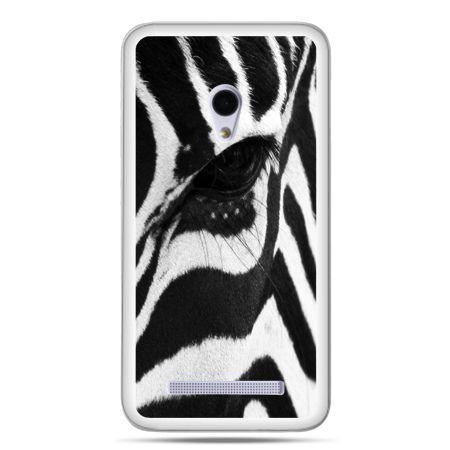 Zenfone 5 etui zebra