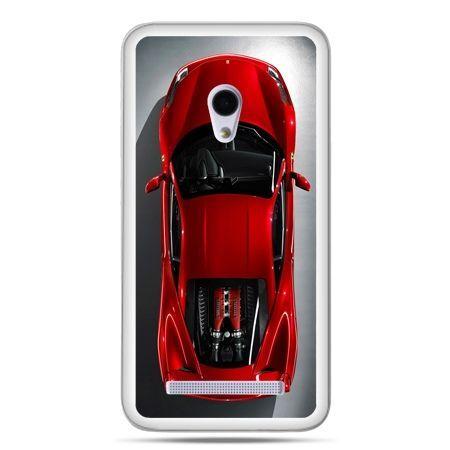 Zenfone 5 etui czerwone Ferrari