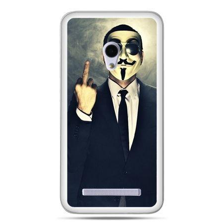 Zenfone 5 etui Anonimus Fuck You