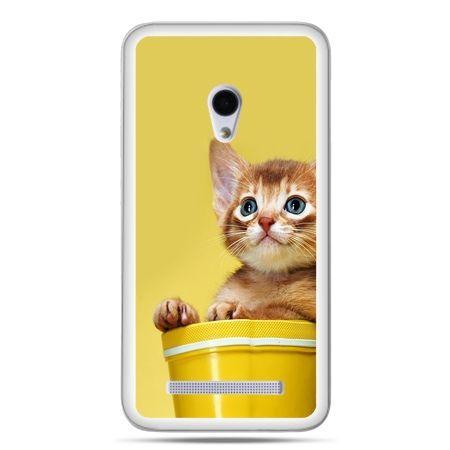 Zenfone 5 etui kot w doniczce