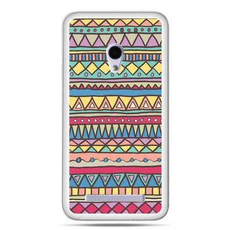 Zenfone 5 etui Azteckie wzory