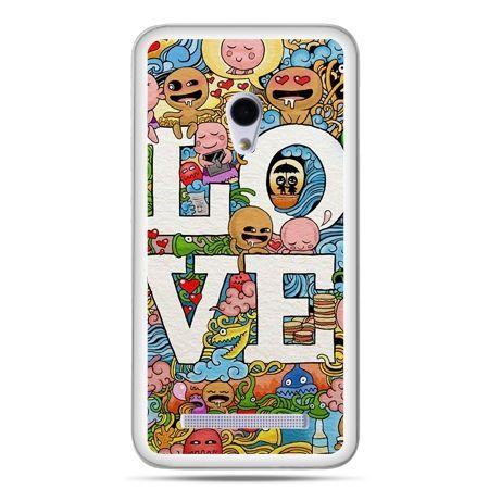 Zenfone 5 etui LOVE