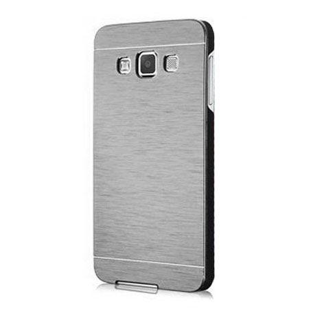 Galaxy Grand Prime etui Motomo aluminiowe srebrne. PROMOCJA !!!