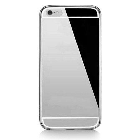iPhone 6 6s etui aluminium bumper case grafitowy