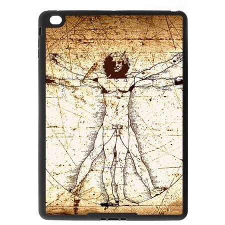 Etui na iPad Air case człowiek witruwiański