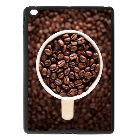 Etui na iPad Air case kawa w kubku