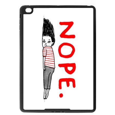 Etui na iPad Air case Nope