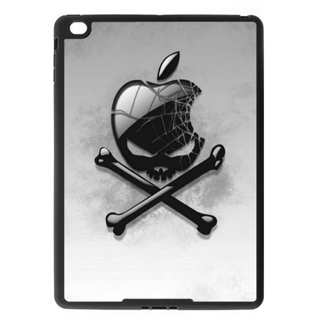 Etui na iPad Air case Logo apple czaszka