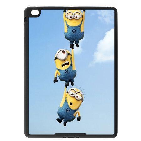 Etui na iPad Air case spadające minionki